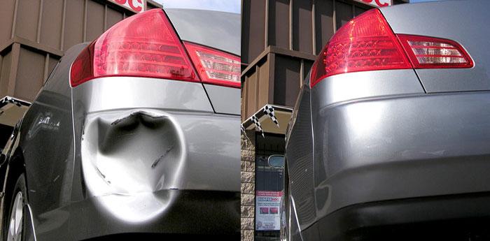 Bumper Repair Brooklyn