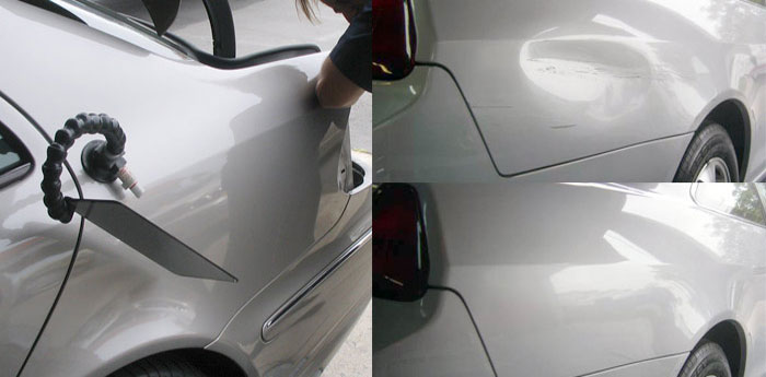 repair ding denver remove brooklyn paintless doors from door car and dent removal